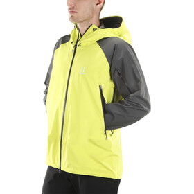Haglöfs Roc Spirit Jacket Men star dust/magnetite